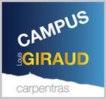 Logo Campus Louis Giraud